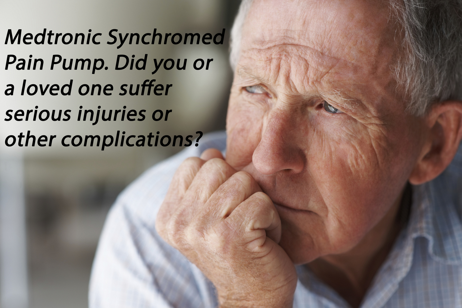 Medtronic Synchromed Pain Pump Lawsuits