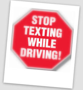Texting While Driving And Car Accidents