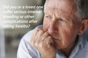 Xarelto Brain Bleeding